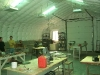 Inside Nicks Metal Woodworking Workshop Building