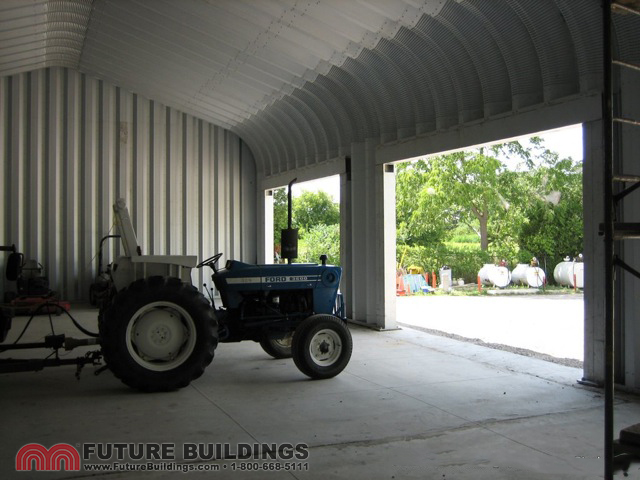 Metal storage buildings metal sheds by future buildings for Versatile garages