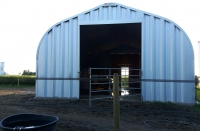 Middle Horse Barn