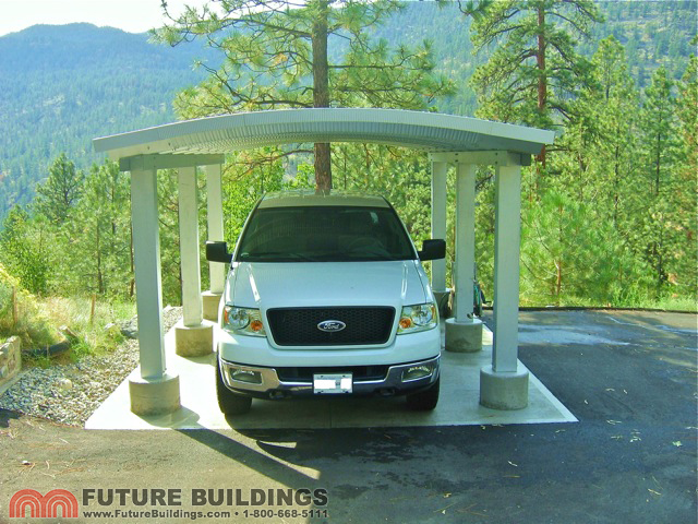 Metal Carport Kits Amp Steel Shelters Steel Carport Kits
