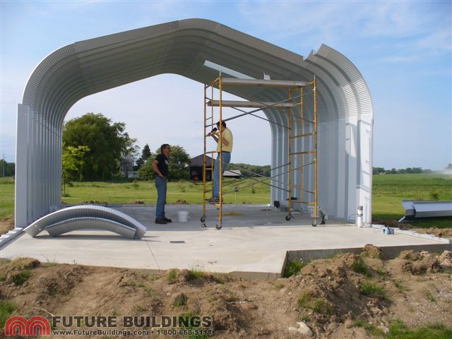 Diy steel buildings do it yourself construction future buildings diy 07 solutioingenieria Image collections