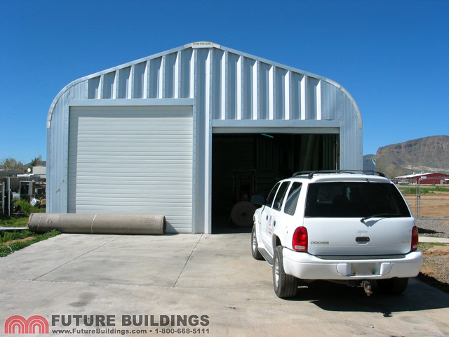 Garage Storage Buildings