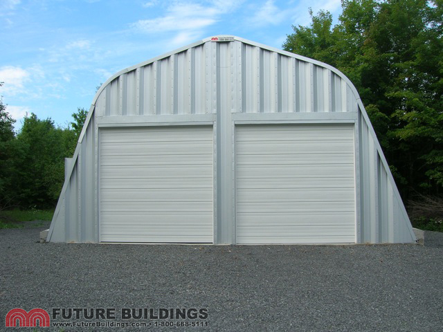 a Future Buildings Garage