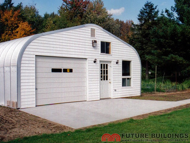 Do It Yourself Home Design: Steel Garage Kits By Future Buildings