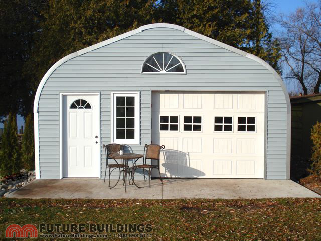 style garage michigan eave extensions a under appeal adds and to the metal steel kit kits residential buildings