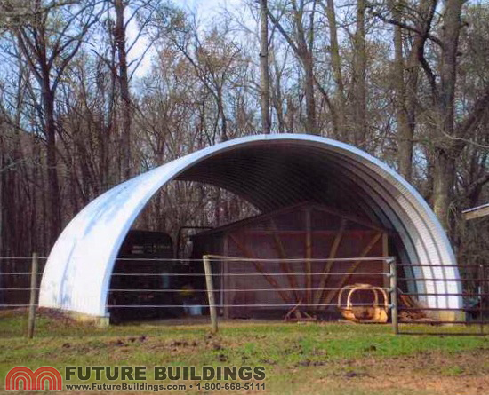Q Style Steel Building Future Buildings