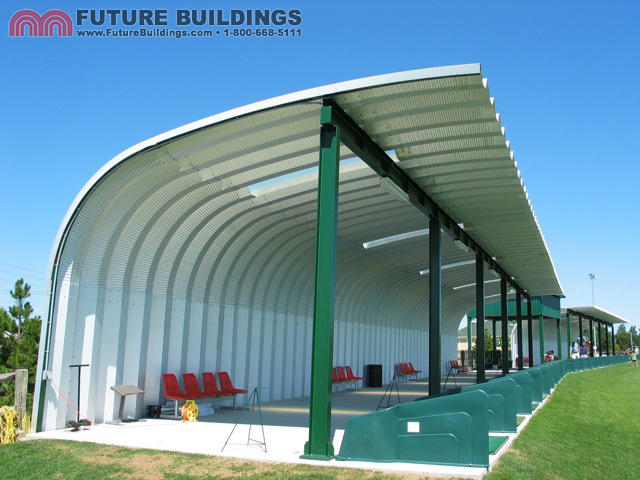 Steel Building Styles Choose Your Type Future Buildings