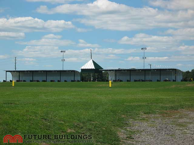 Quot T Quot Style Steel Building Future Buildings