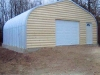 Mehler's Custom Steel Storage Building