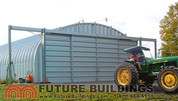 Factory direct quote on building kits future buildings for Garage packages nova scotia