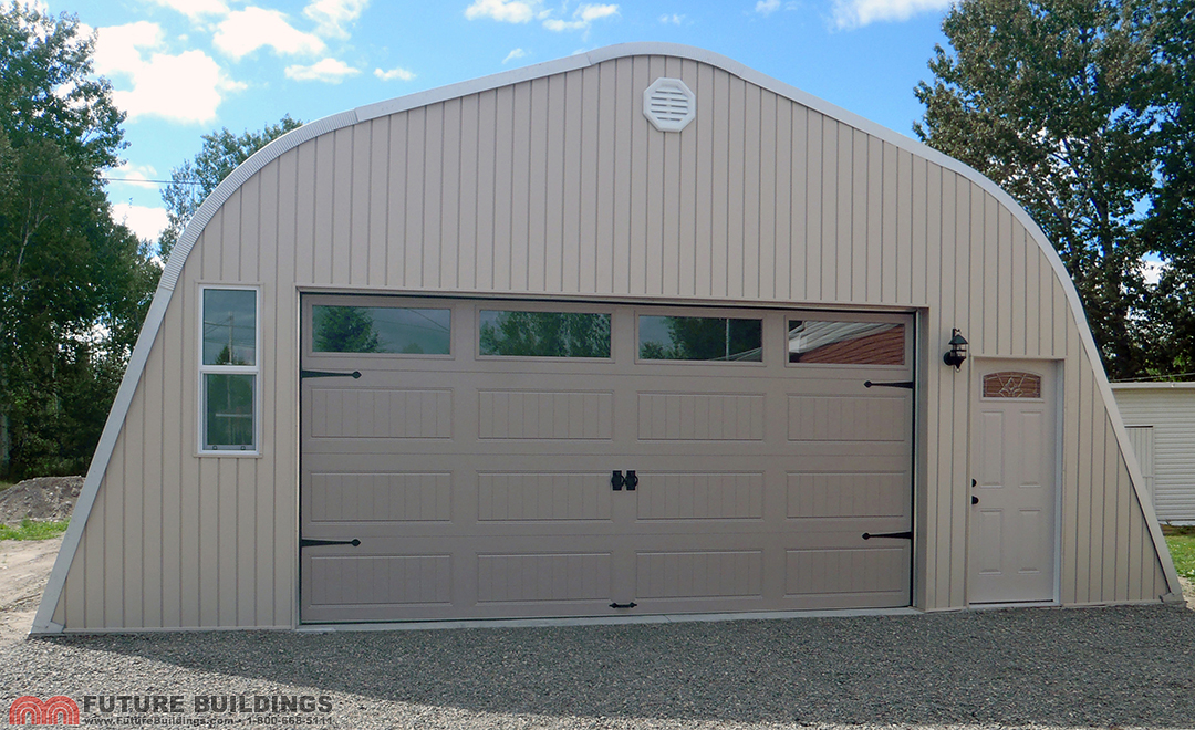 X style steel building future buildings for Garage building kits canada