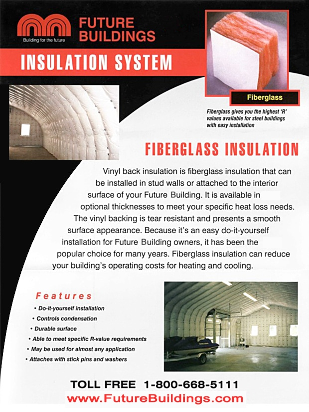 Insulation System Benefits