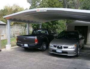 A Canadian Made Carport in London Ontario