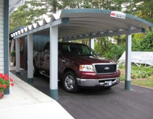 How Steel Carports Outlast the Competition