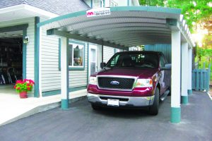 Steel buildings metal buildings metal garage kits storage if space and location dont allow for a full garage a steel carport kit is the practical serviceable solution for single and multi vehicle protection solutioingenieria Gallery