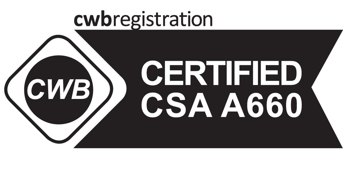 CAN/CSA A660 certification