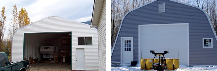 The Benefits of Using Metal for Storage Buildings and Sheds