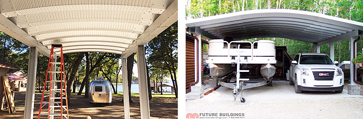 The Benefits of Owning a Carport for Your RV