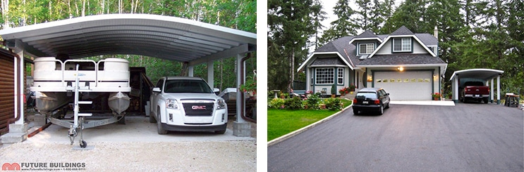 7 Questions to Ask When Shopping for a New Metal Carport
