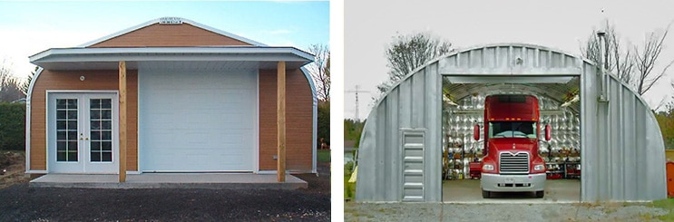 All You Need to Know About Metal Garage Kits & Prefab Garages