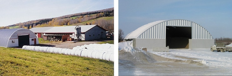 The History of the Quonset Hut