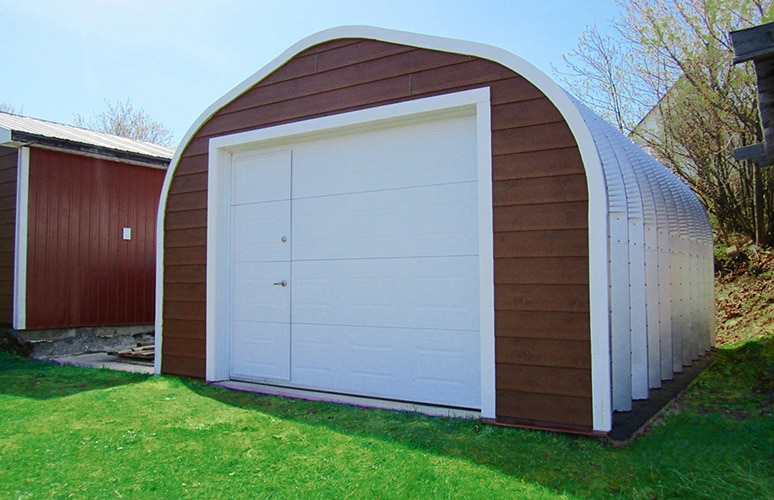Save Money and Time with Steel Buildings