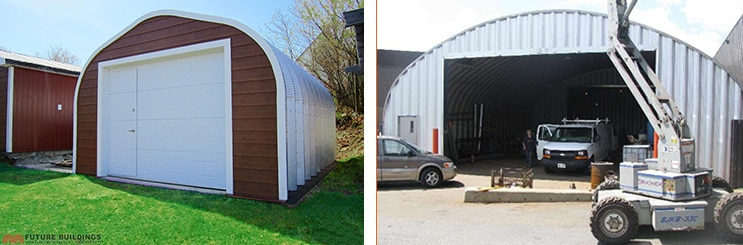 How Steel Buildings Save You Time and Money