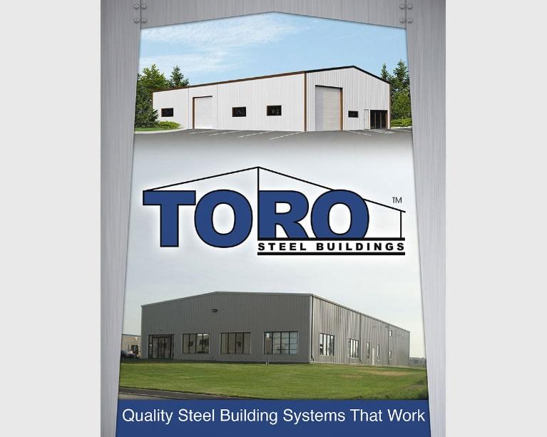TORO Steel Buildings 2020 Brochure