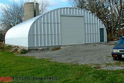 Metal Storage Buildings & Sheds