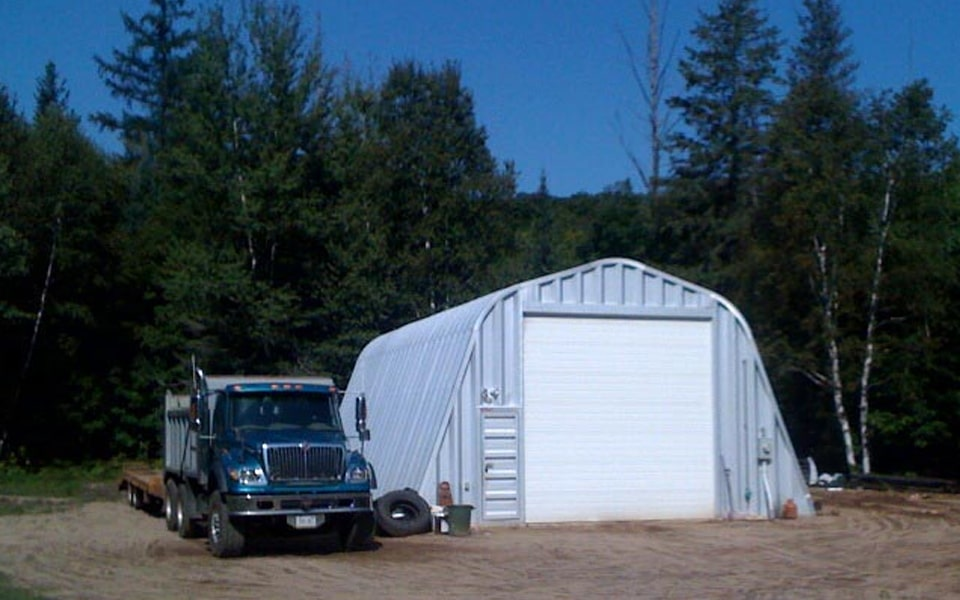 storage for construction equipment