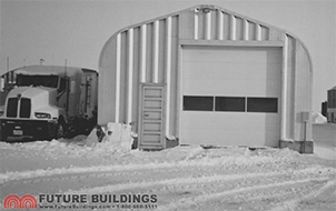 Truck and Heavy Equipment Storage Buildings