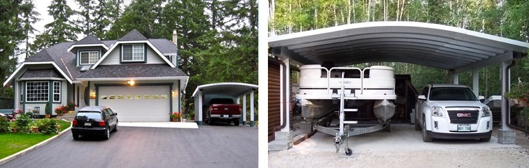How to Choose the Perfect Metal Carport Building