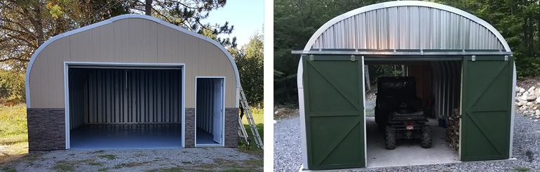 Metal Storage Buildings: How to Choose the Right Size & Location