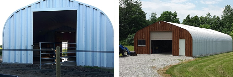 Cost of Steel and Metal Barns